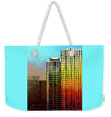 It Takes A Rainbow Weekender Tote Bag