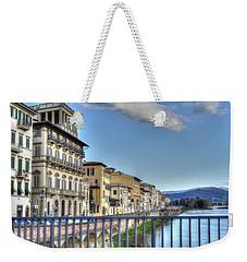 Italy River Weekender Tote Bag