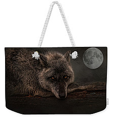 Its A Lonely Night  Weekender Tote Bag
