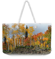 It's All About The Trees Weekender Tote Bag