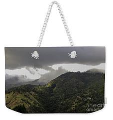 Jamaican Blue Mountains Weekender Tote Bag