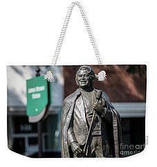 James Brown Statue - Augusta Ga Weekender Tote Bag