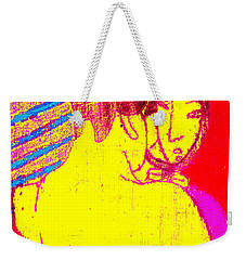 Japanese Pop Art Print 1 Weekender Tote Bag
