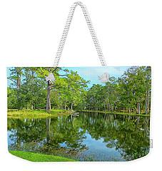 Jessamine Pond Weekender Tote Bag
