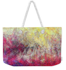 Jesus Christ, Rose Of Sharon. Song Of Solomon 2 1 Weekender Tote Bag