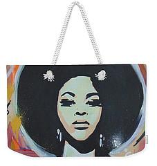 Jill So Beautiful Weekender Tote Bag