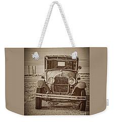 Jilted Jalopy Weekender Tote Bag