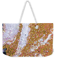 John 12 32. If I Be Lifted Up Weekender Tote Bag