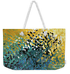 John 8 12. The Light Of Life Weekender Tote Bag