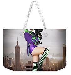 Joker Is Wild Weekender Tote Bag
