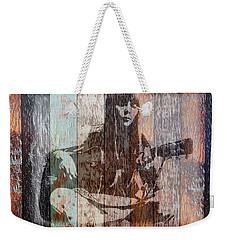 Joni Mitchell Weekender Tote Bag