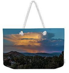 Joshua Tree Thunderhead Weekender Tote Bag