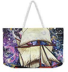 Journey Of Faith Weekender Tote Bag