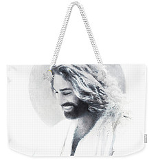 Joy Of The Lord Vignette Weekender Tote Bag