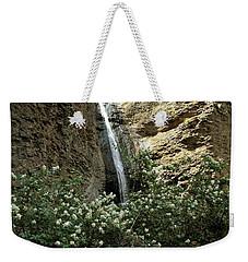 Jump Creek Falls Canyon Weekender Tote Bag