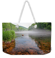 June Morning Mist Weekender Tote Bag