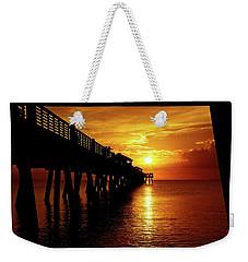 Juno Pier 3 Weekender Tote Bag