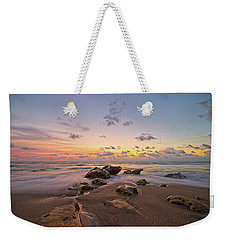 Jupiter Beach 2 Weekender Tote Bag