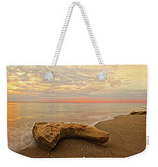 Jupiter Beach Weekender Tote Bag