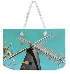 Just Breathe Weekender Tote Bag