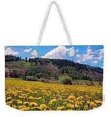 Just Dandy Weekender Tote Bag