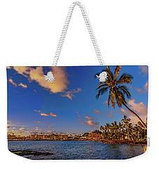 Kailua Bay Weekender Tote Bag