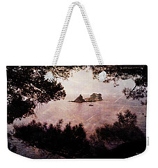 Weekender Tote Bag featuring the photograph Katic And Sveta Nedelja by Randi Grace Nilsberg