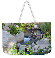Kaweah River Weekender Tote Bag