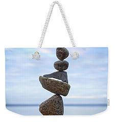 Keep The Balance Weekender Tote Bag
