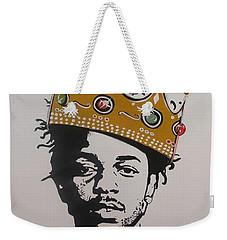 Kendrick The King Weekender Tote Bag