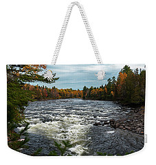 Kennebec River Weekender Tote Bag