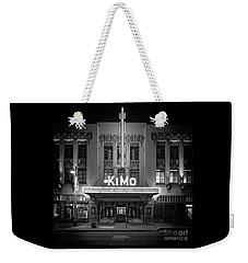 Kimo Theater Weekender Tote Bag