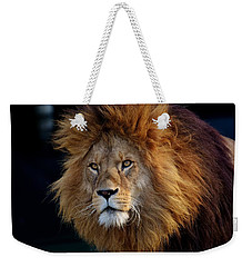 King Lion Weekender Tote Bag