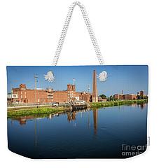 King Mill - Augusta Ga 1 Weekender Tote Bag