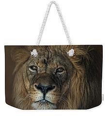 King's Gaze Weekender Tote Bag