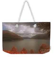 Kinzua Lake Weekender Tote Bag
