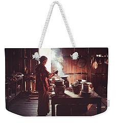 Kitchen Weekender Tote Bag