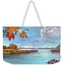 Kites, Clouds And Sailboats Weekender Tote Bag