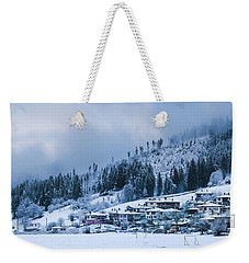 Koprivshtica Winter Panorama Weekender Tote Bag