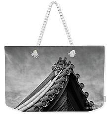 Kyoo-ji Temple Rooftop Tokyo Weekender Tote Bag
