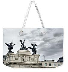 La Gloria Y Los Pegasos Sculptures Weekender Tote Bag