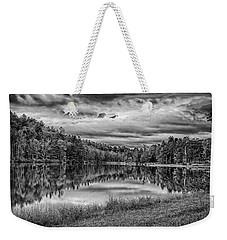 Lake Effect Weekender Tote Bag