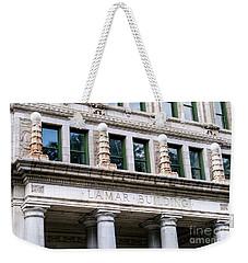 Lamar Building - Augusta Ga Weekender Tote Bag