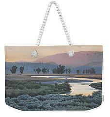 Lamar Evening Weekender Tote Bag