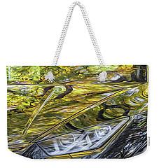 Lamborghini Fall Reflections Weekender Tote Bag