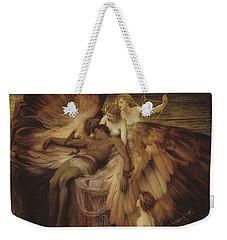 Lament Of Icarus Weekender Tote Bag