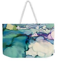 Landscape Or Microscopic Weekender Tote Bag