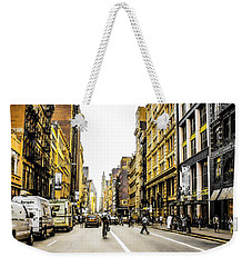 Lane Only  Weekender Tote Bag