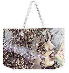 Language Weekender Tote Bag