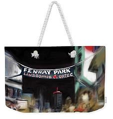 Lansdowne Street Weekender Tote Bag